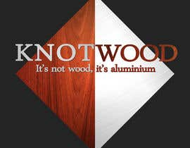 #1 para Logo Design for Knotwood AUS por tumblingheads