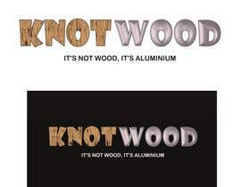 #12 para Logo Design for Knotwood AUS por triutami