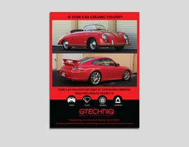 nº 12 pour Create Automotive Ad par noorulaminnoor