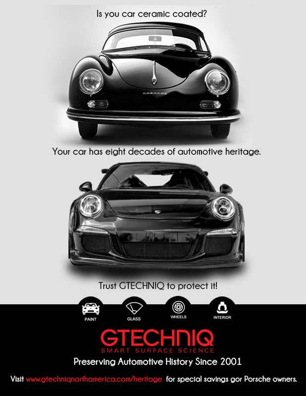 Kilpailutyö #1 kilpailussa Create Automotive Ad