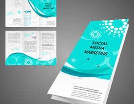 #4 for Social Media Marketing Brochure af nilaym645
