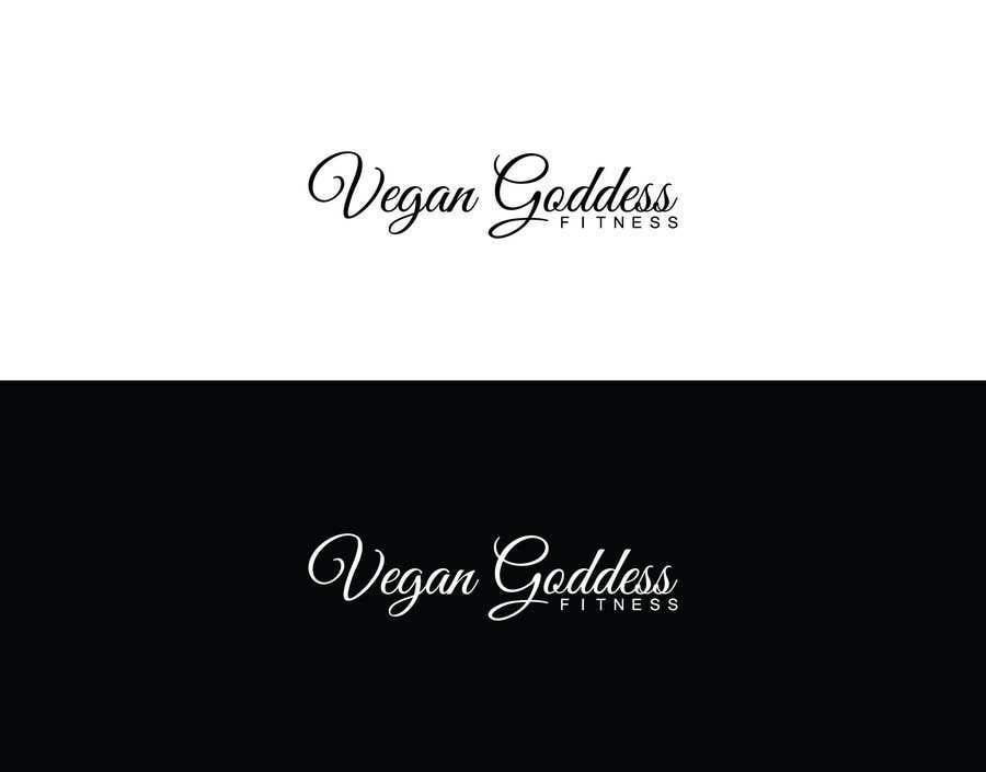 Konkurrenceindlæg #166 for Create Logo For Vegan Goddess Fitness Coaching