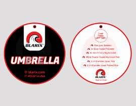 Číslo 38 pro uživatele Hangtag for Lifeguard Umbrellas od uživatele Hariiken