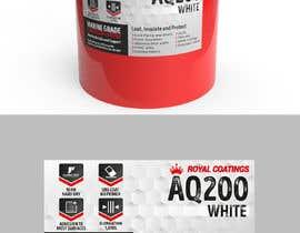 #46 for Label design for 5 gallon pail af Sisadin
