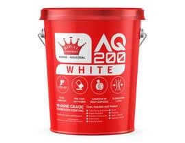 #12 for Label design for 5 gallon pail af cutterman