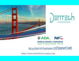 Nro 5 kilpailuun Design a professional flyer/postcard for an upcoming conference show käyttäjältä pujon85