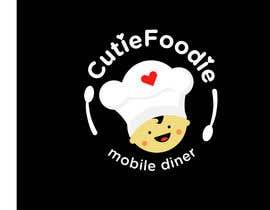 Nro 38 kilpailuun CutieFoodie Mobile Diner branding käyttäjältä PuntoAlva