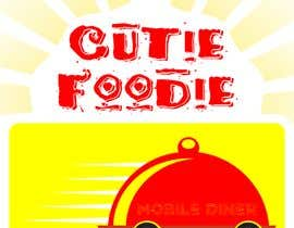 #20 , CutieFoodie Mobile Diner branding 来自 efecanakar