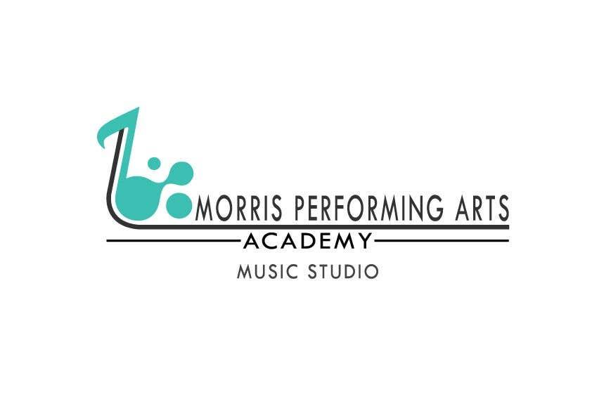 Конкурсная заявка №11 для Morris Performing Arts Academy