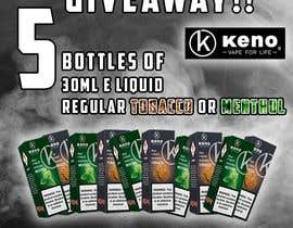 #13 for insta give away banner by hardcoregraphics