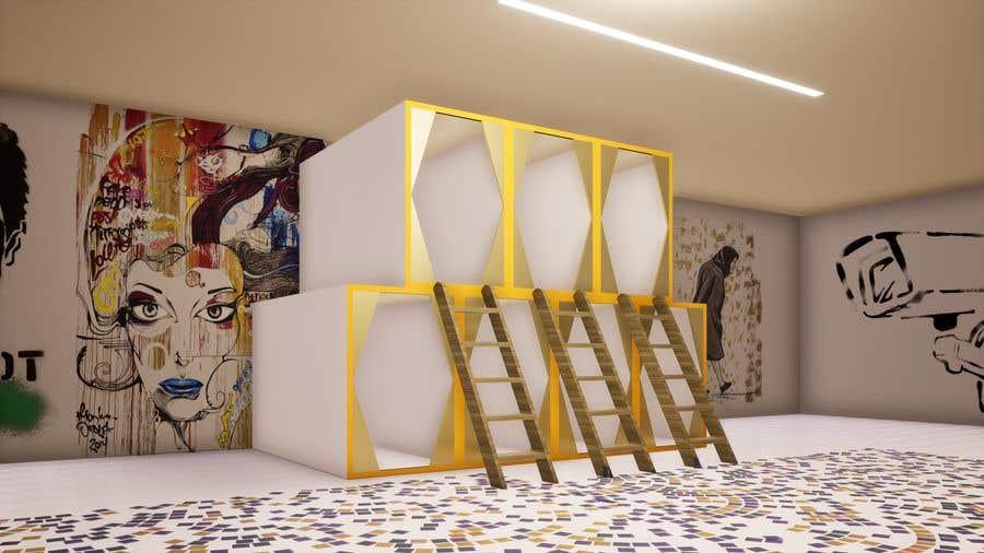 Penyertaan Peraduan #33 untuk Seeking Designer for Furniture, Fixtures, and Equipment Concept Design