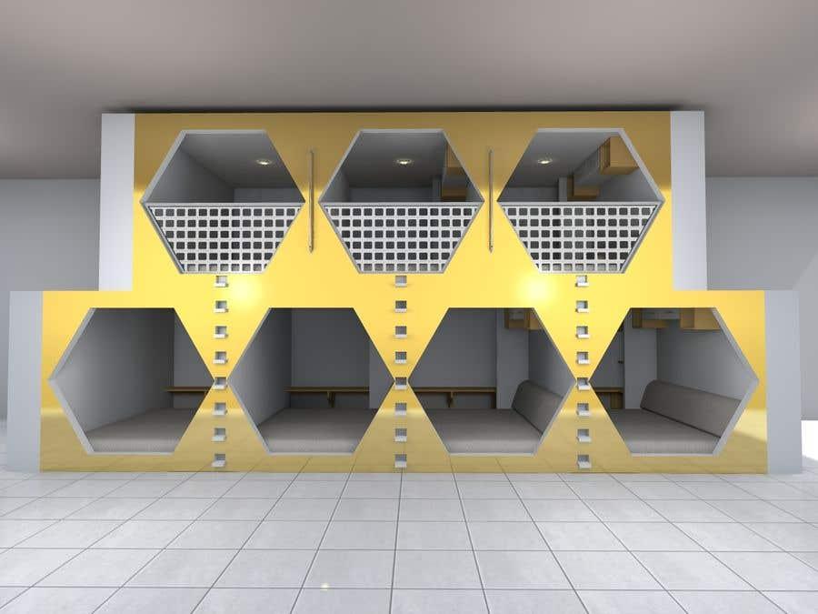Penyertaan Peraduan #50 untuk Seeking Designer for Furniture, Fixtures, and Equipment Concept Design
