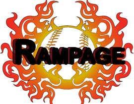 nº 21 pour Softball Team Logo par muneeb1108