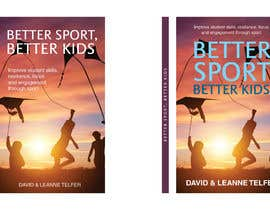 #5 for Better Sport, Better Kids - Book cover design by eling88