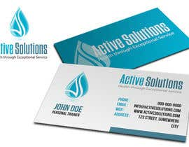 nº 29 pour Logo Design for Active Solutions and Health Network par santy99