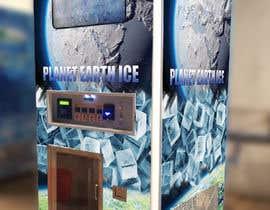 #3 for Graphic design for skin of Ice Vending Machine af donov