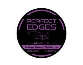 #7 for I need a  label designs for private label products for hair edges by ratanpote
