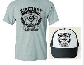 #135 для Design a shirt and hat line. от jibon710