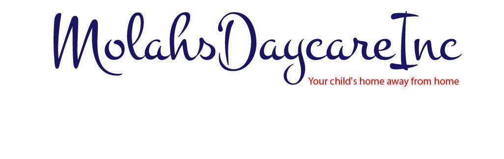 Kilpailutyö #83 kilpailussa Logo For Day Care