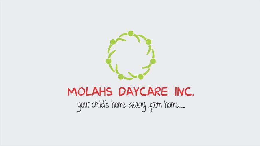 Kilpailutyö #4 kilpailussa Logo For Day Care