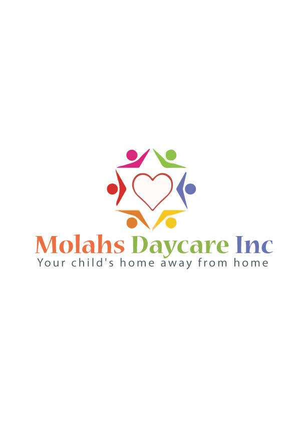 Kilpailutyö #88 kilpailussa Logo For Day Care