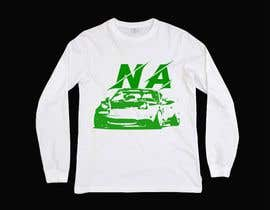 #26 for Car T-Shirt Design by Asadul1979