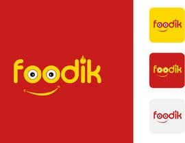 #106 pёr Foodik app the whole brand that has to be used in the app please like the pictures you could use same color or other wish you all luck nga owaisahmedoa