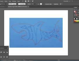 nº 1 pour create a graphic from a sketch par DesignKingBD360