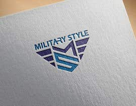 #105 for Logo Design - Military Style by masudkhan8850