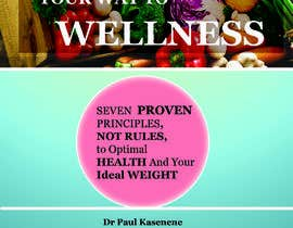 #17 for Book cover design for a healthy eating book by manjiribhave