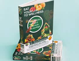#20 for Book cover design for a healthy eating book by RainbowKing3