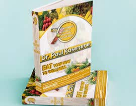 RainbowKing3 tarafından Book cover design for a healthy eating book için no 40