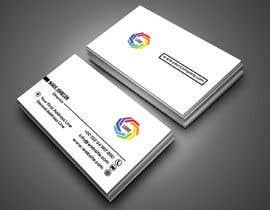 Nro 545 kilpailuun business card design käyttäjältä abushama1