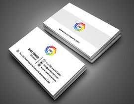 Nro 547 kilpailuun business card design käyttäjältä abushama1
