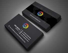 Nro 548 kilpailuun business card design käyttäjältä abushama1
