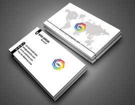 Nro 549 kilpailuun business card design käyttäjältä abushama1