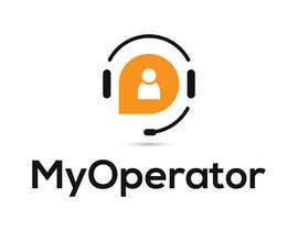 """gdpixeles tarafından LOGO DESIGN FOR A BRAND """"MyOperator"""" için no 68"""