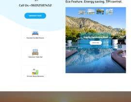 #25 cho A new home page bởi szsabuz