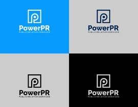 """#17 для DESIGN A LOGO FOR """"PowerPR"""" от aulhaqpk"""