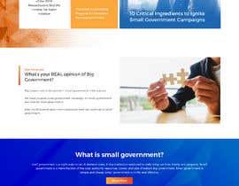 #23 for New Design for existing CFSG Wordpress website by saidesigner87
