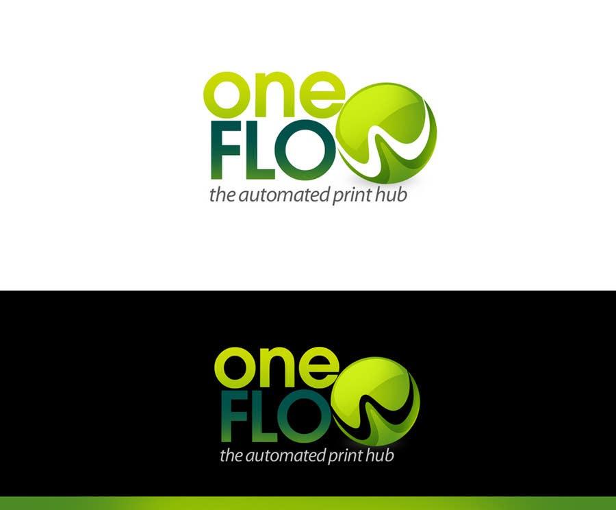 Bài tham dự cuộc thi #                                        111                                      cho                                         Logo Design for Precision OneFlow the automated print hub