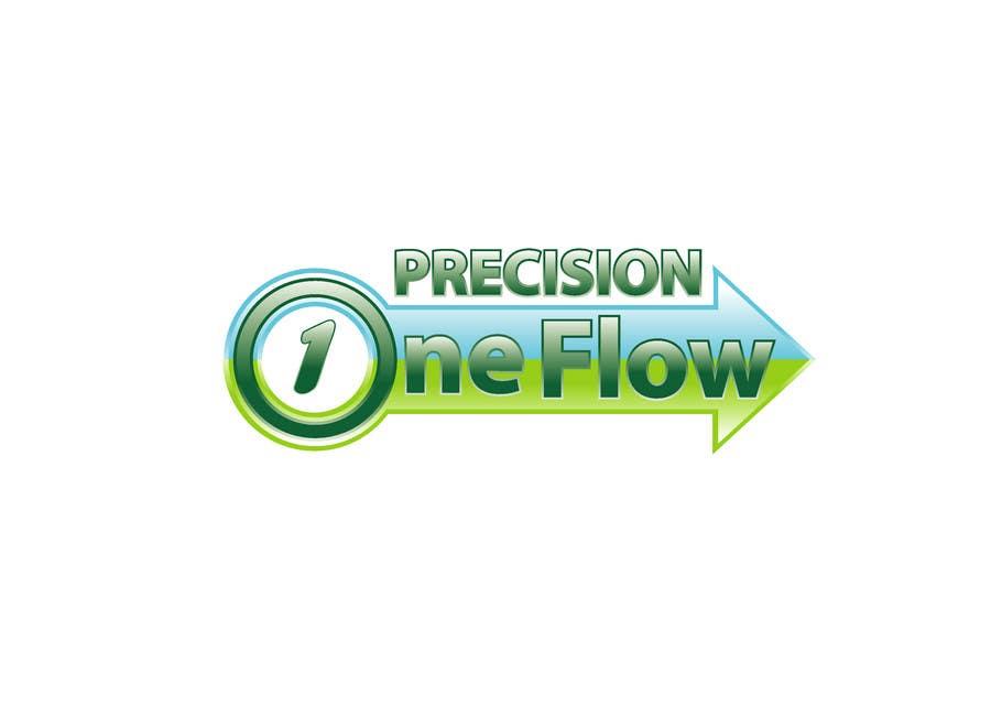 Bài tham dự cuộc thi #                                        73                                      cho                                         Logo Design for Precision OneFlow the automated print hub
