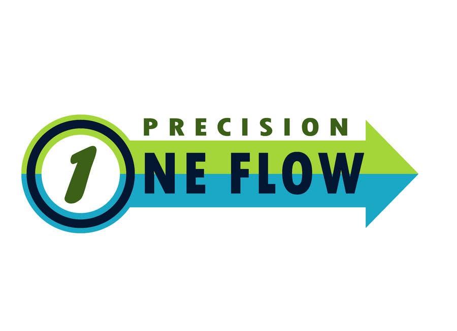 Bài tham dự cuộc thi #                                        18                                      cho                                         Logo Design for Precision OneFlow the automated print hub