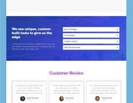 #16 для Design a Mockup of Homepage for a SEO Services Provider от sharifkaiser