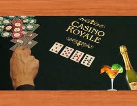 #45 for 1960s Casino FB Cover af Sabuj0