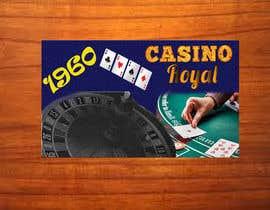 #53 for 1960s Casino FB Cover af designermohan