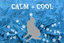 Drawing of a seal and the message calm and cool için Graphic Design4 No.lu Yarışma Girdisi