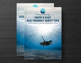 arijitnandi226 tarafından ebook cover - eco friendly party planning book için no 38