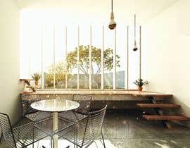 nº 10 pour 3 D rendering for Bar & Restaurant par kroomvis