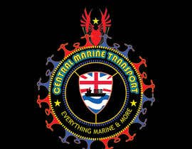 "#17 untuk Central Marine Transport - ""Everything Marine and Moor"" oleh Sohrab811605"